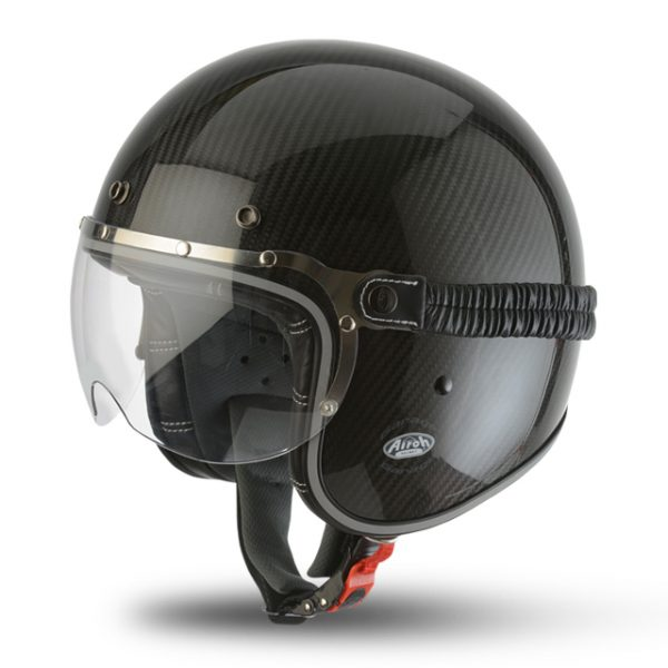 GARAGE CARBON GLOSS Helmet