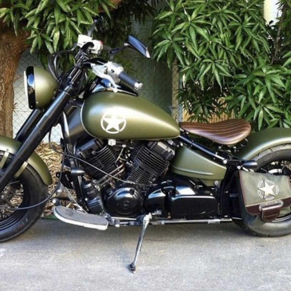 Bobber with Seat Brown Part No ETLRD 242