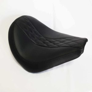 Skunk Black Diamond Bobber Seat