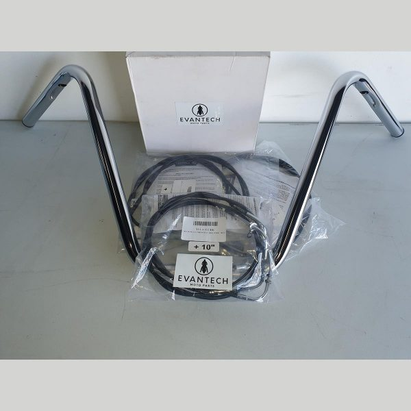 14 Chrome Bar and Cable Kit