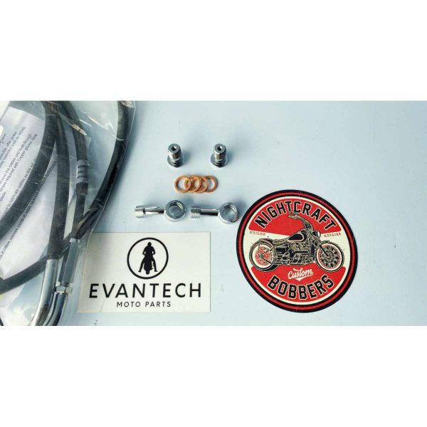 """Evantech Silverback 13"""" Bar and Cable Kit"""