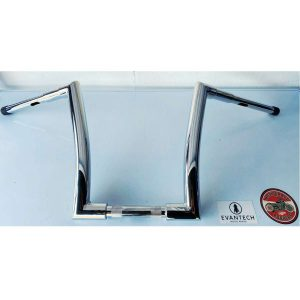 Evantech Silverback 13 inch Bars 1.5 inch Diameter - Black or Chrome