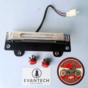 Part # ETGCMC-363 Evantech XVS 650 Tail Tidy Kit